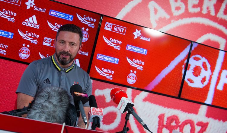 Betfred Cup Semi Final | Derek McInnes