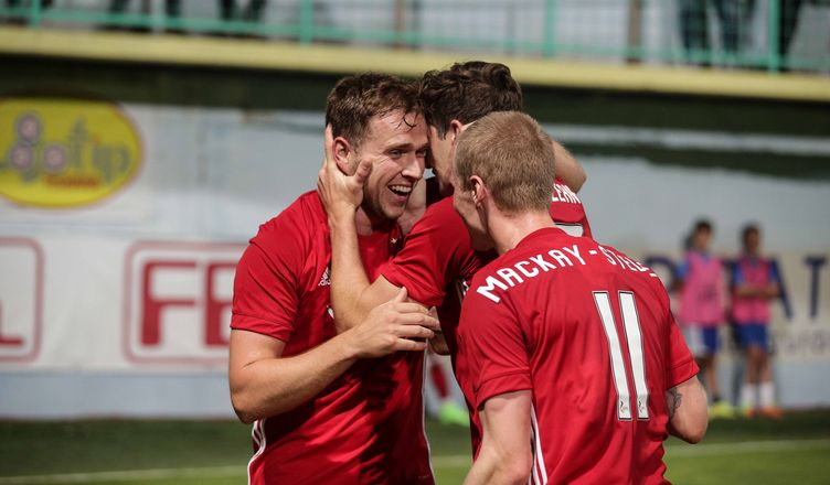 Dons two good in Bosnia & Herzegovina